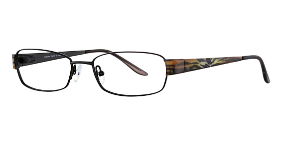 Tigerlily Eyeglasses, Black Tiger