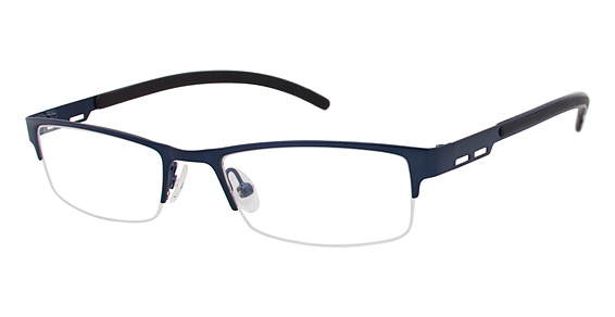 CT 13 Eyeglasses, Navy