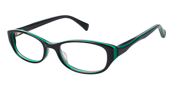 CT 53 Eyeglasses, Black