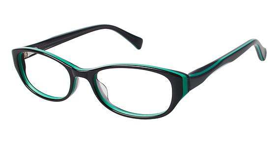 CT 53 Eyeglasses, Black