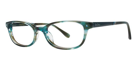 Leighton Eyeglasses, Ocean