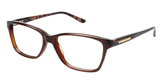 EL 13367 Eyeglasses, Brown