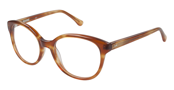 DL 252 Eyeglasses, Umber