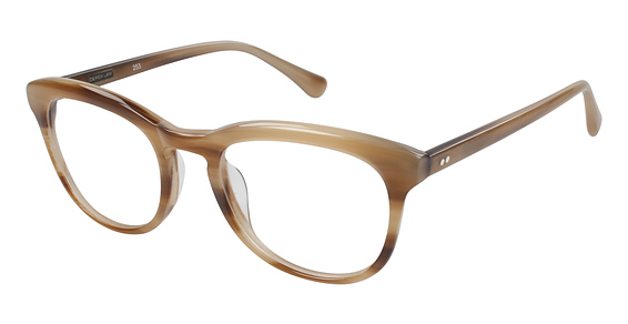 DL 253 Eyeglasses, Horn
