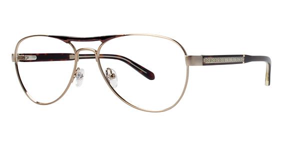 The Cameron Eyeglasses, Gold