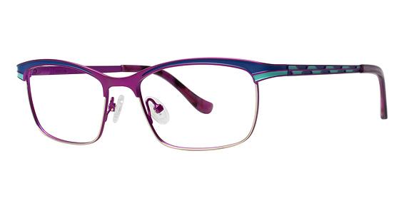 edge Eyeglasses, Magenta
