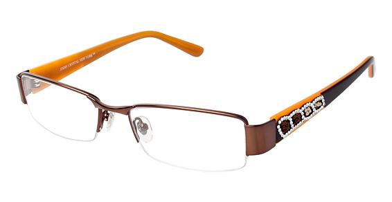 Impulse Eyeglasses, Brown
