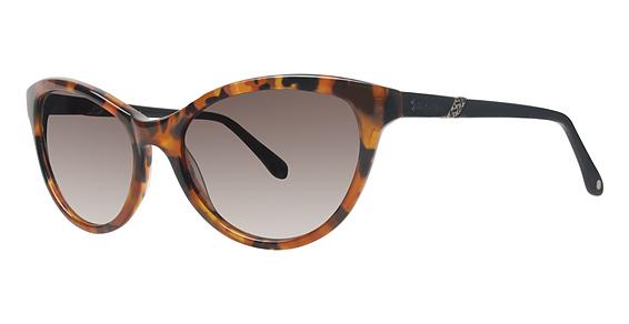 Meridiene Sunglasses, Spotty Tortoise