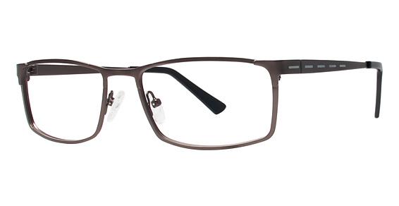MX 932 Eyeglasses, Matte Gunmetal