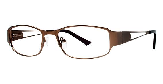Boost Eyeglasses, Matte Brown