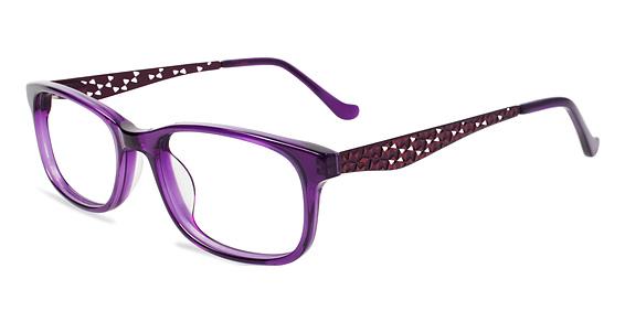 Seduce Eyeglasses, Purple
