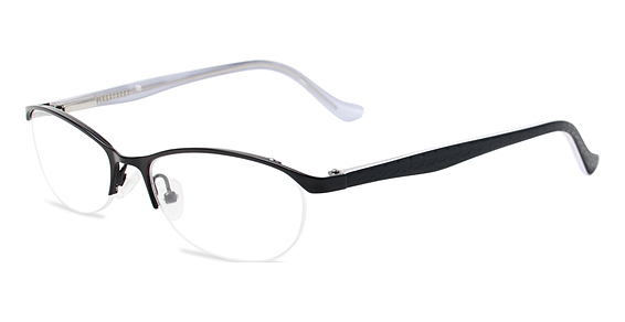 Tempt Eyeglasses, Black