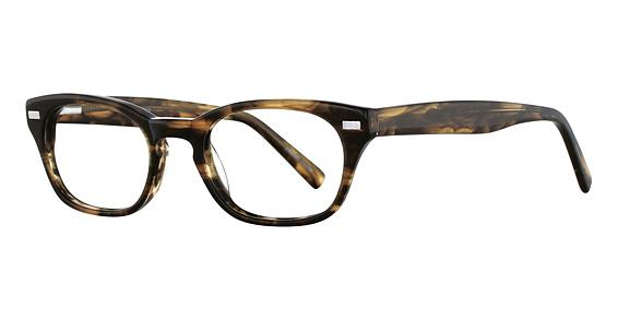 Leo Eyeglasses, Slate