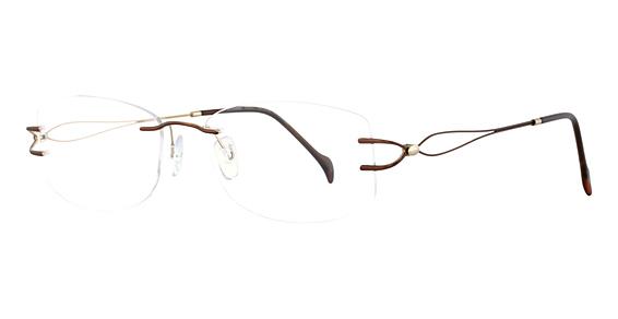 Stepper 90996 Eyeglasses, Amethyst F082