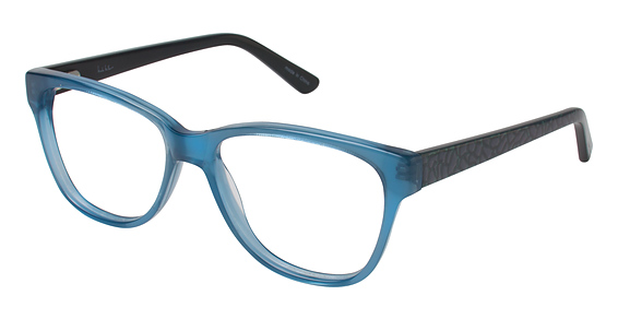 Albany Eyeglasses, Blue Fade  C03