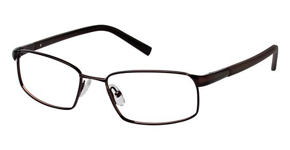 T 140 Eyeglasses, Brown