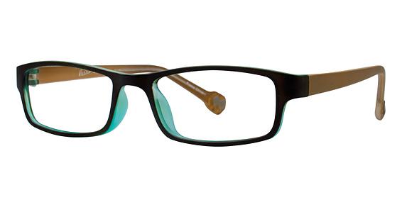 R 401 Eyeglasses, Hunter