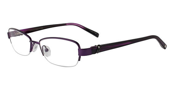 Image of J 477 Eyeglasses, Purple
