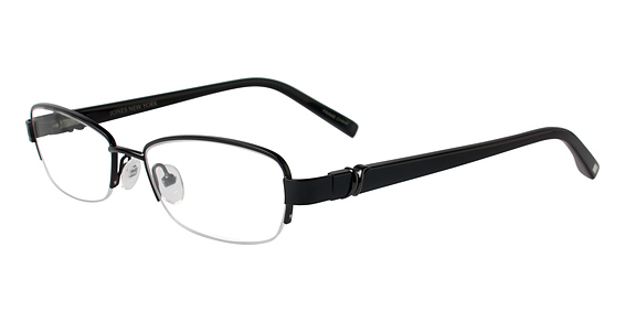 Image of J 477 Eyeglasses, 12 Black
