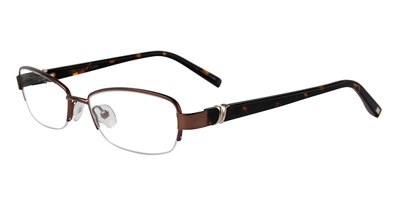 Image of J 477 Eyeglasses, Brown