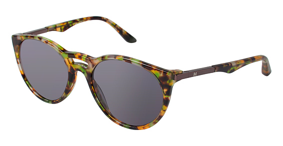 599003 Sunglasses, Green Tortoise