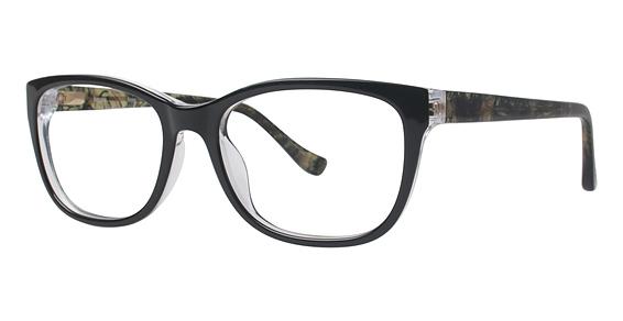foxy Eyeglasses, Black