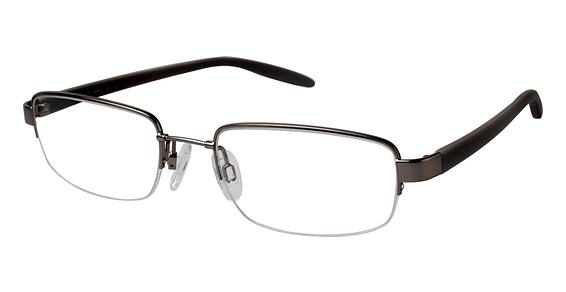 CX 7061 Eyeglasses, Silver