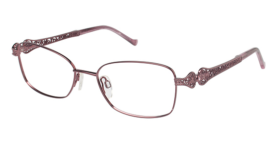 R 115 Eyeglasses, Rose