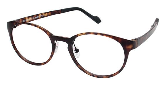 Mulholland Dr Eyeglasses, Tortoise