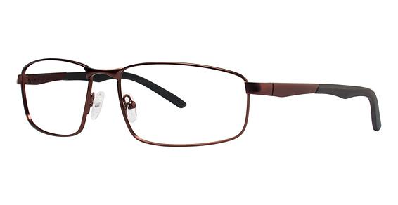 BIG Show Eyeglasses, Brown/Black