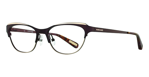GM 0253 (GM 253) Eyeglasses, Satin Purple