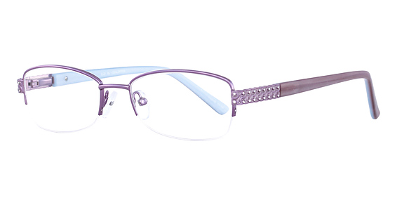 EL 21 Eyeglasses, Smoke