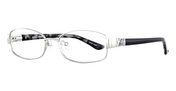 EL 23 Eyeglasses, Silver
