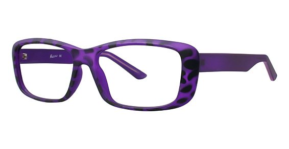 R 131 Eyeglasses, Demi Black