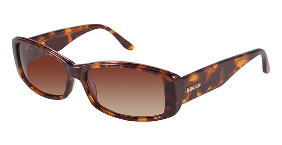 Opulent Sunglasses, Tortoise