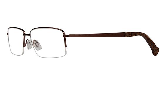 Socket Eyeglasses, Brown
