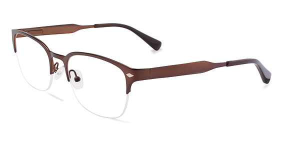 S 115 Eyeglasses, Brown