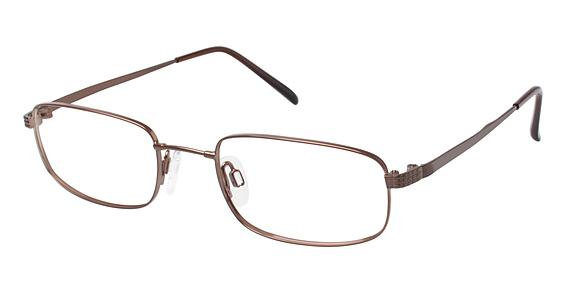 CX 7063 Eyeglasses, Brown