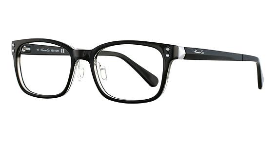 KC 0216 Eyeglasses, Dark Blue