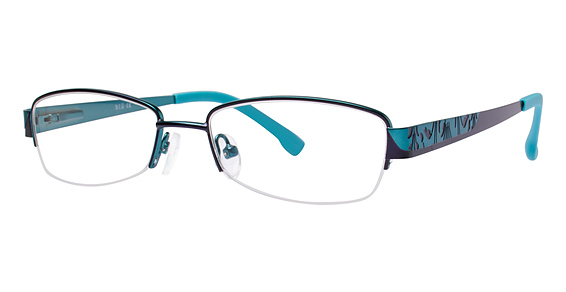 Blu 127 Eyeglasses, Purple