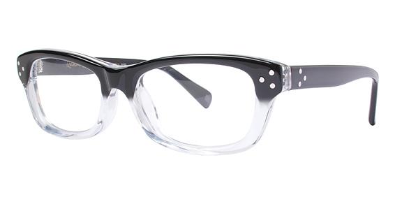 Randy Jackson Limited Edition X 113 Eyeglasses, Black Fade