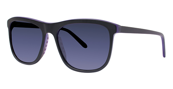 The Hi Top Sun Sunglasses, Matte Black