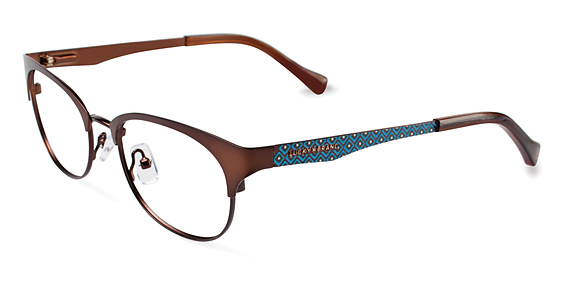 D 103 Eyeglasses, Brown