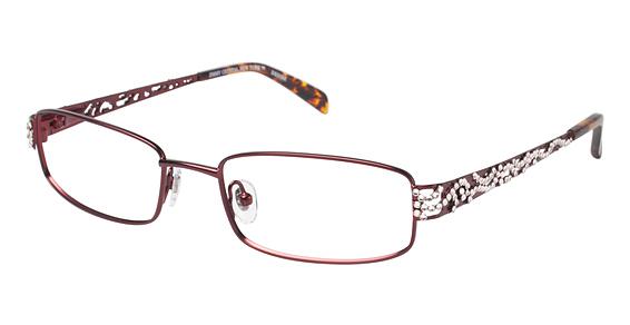 Desire Eyeglasses, Burgundy