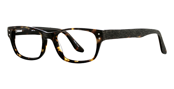 Bead Eyeglasses, BLK/GREEN