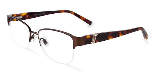 J 480 Eyeglasses, Brown