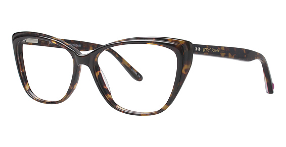 Betsey Johnson Sweetheart Eyeglasses, Torte
