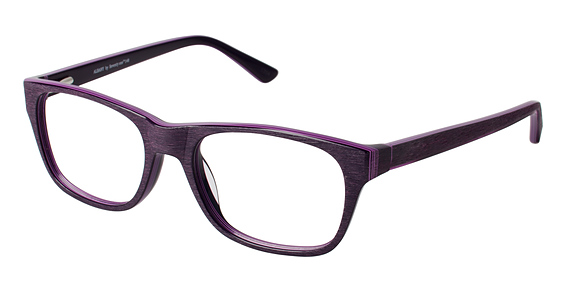 Albany Eyeglasses, Purple