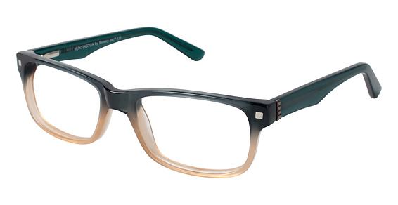 Huntington Eyeglasses, Moss