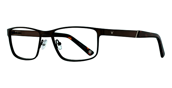 Callaway Pikewood Eyeglasses, Brown